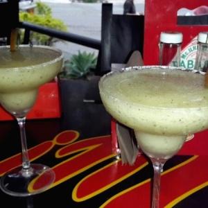 Margaritas de kiwi