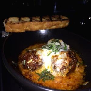 Entradas - Italian Meatballs