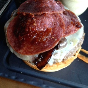 Hamburguesas - Classic Burger