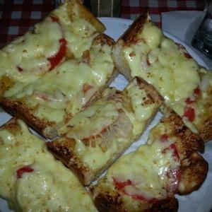 Bruschetta con Mozzarella