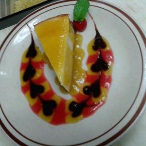 chess cake de maracuya