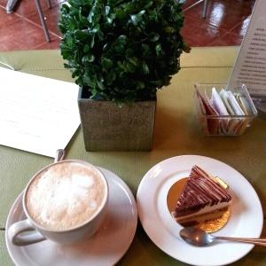 CheeseCake de Nutela & Café!