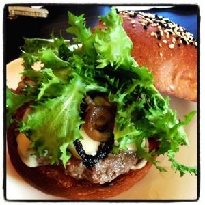 Hanburguesa miranda