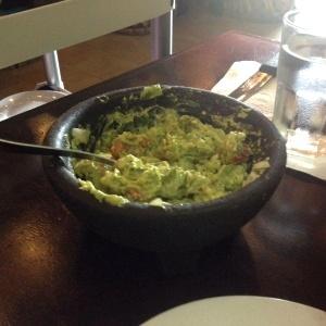Guacamole 100% recomendado