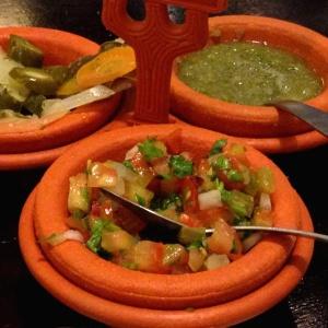 Salsas para Tacos