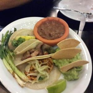 Taco Super Ranchero (4 tacos)