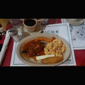 Desayuno Argentina y Almohabano