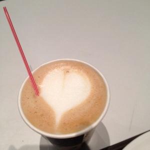 Cafe con leche divino