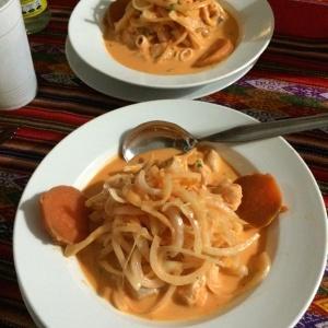 Ceviche Mixto, Ceviche Vanguardista
