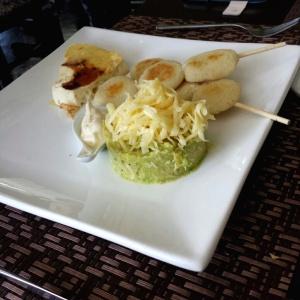Desayuno Criollo Azahar