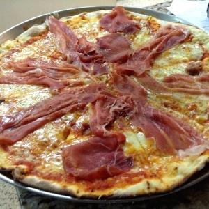 Pizza Prosciutto Crudo!!!