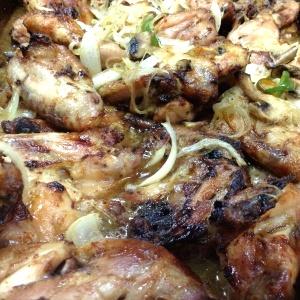 Pollo al horno!!