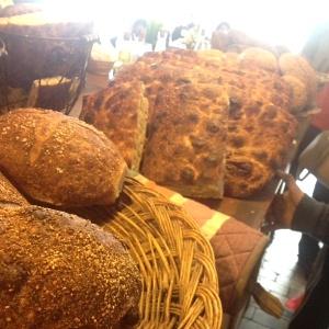 Panes y focaccia