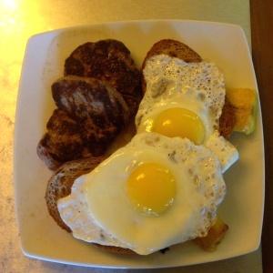Desayuno a lo pobre